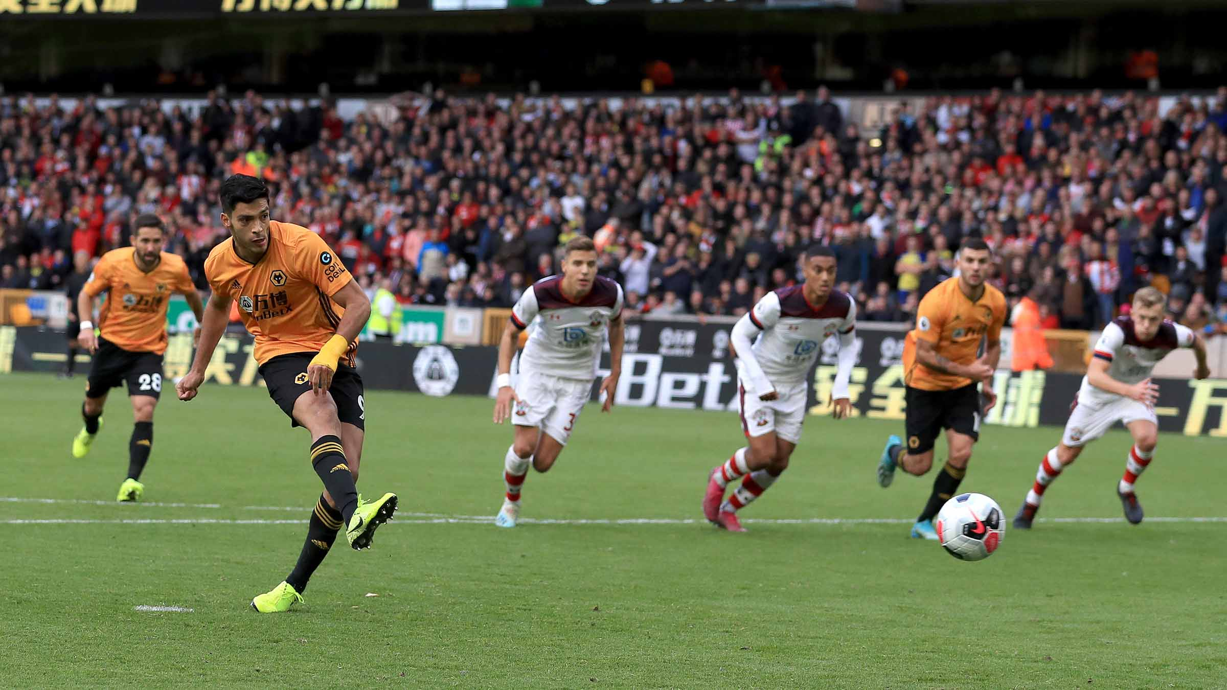 Wolves 1-1 Southampton | Match report