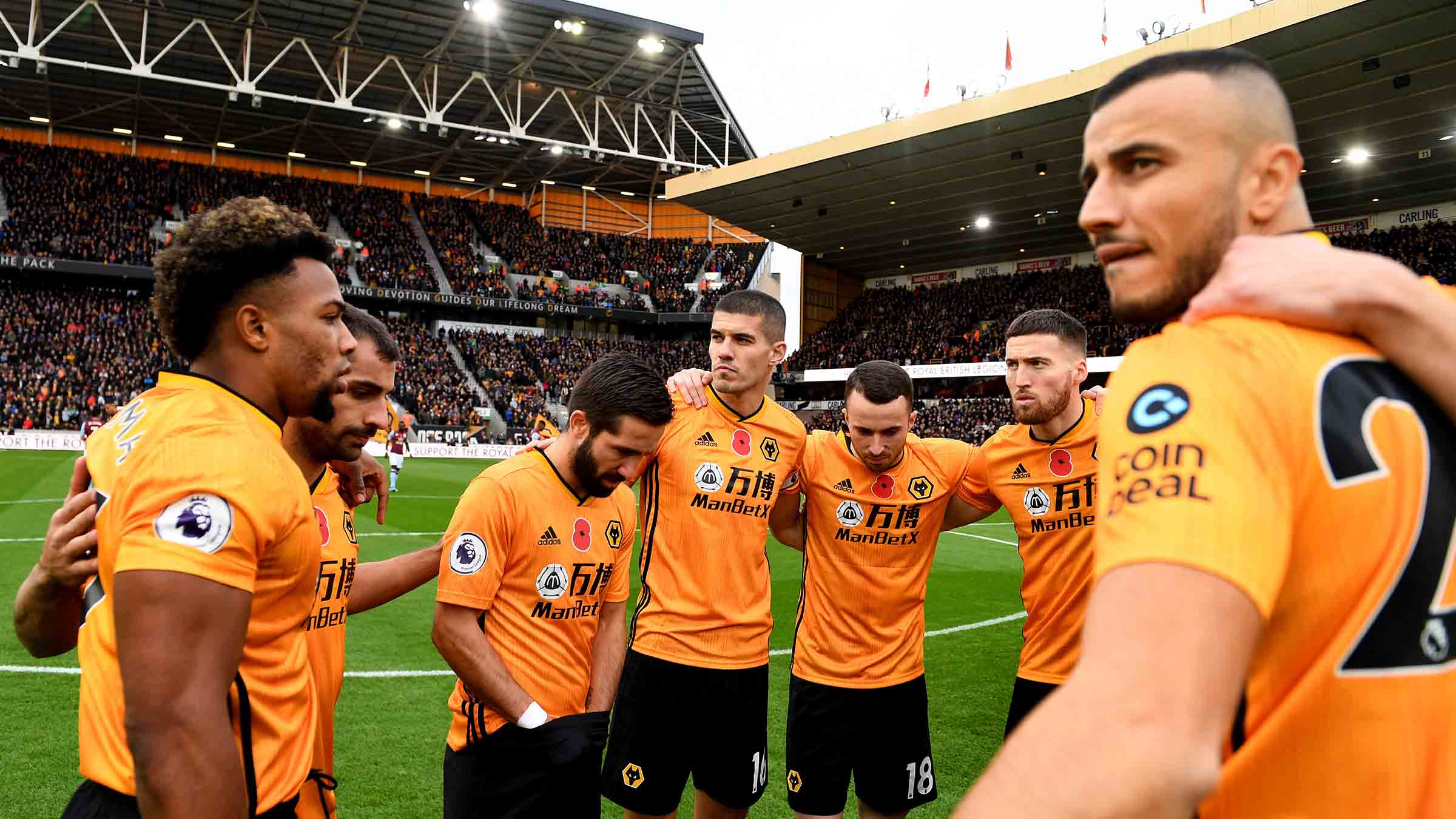 Coady enjoying Wolves' imposing performances