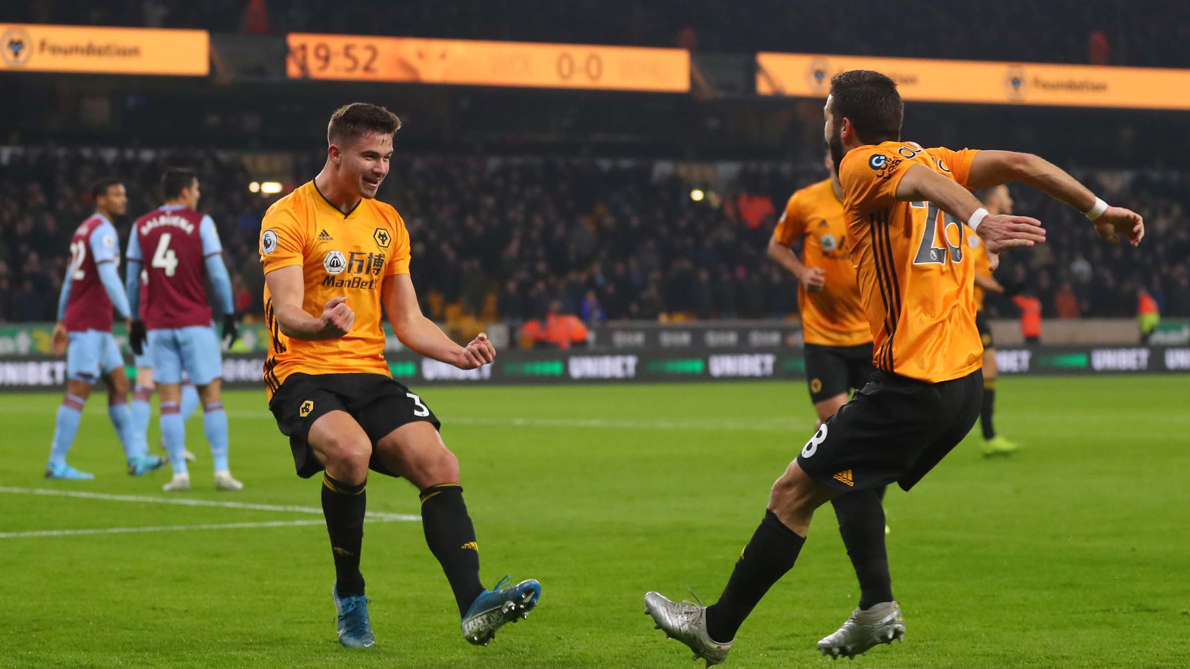 Dendoncker pleased with key contribution