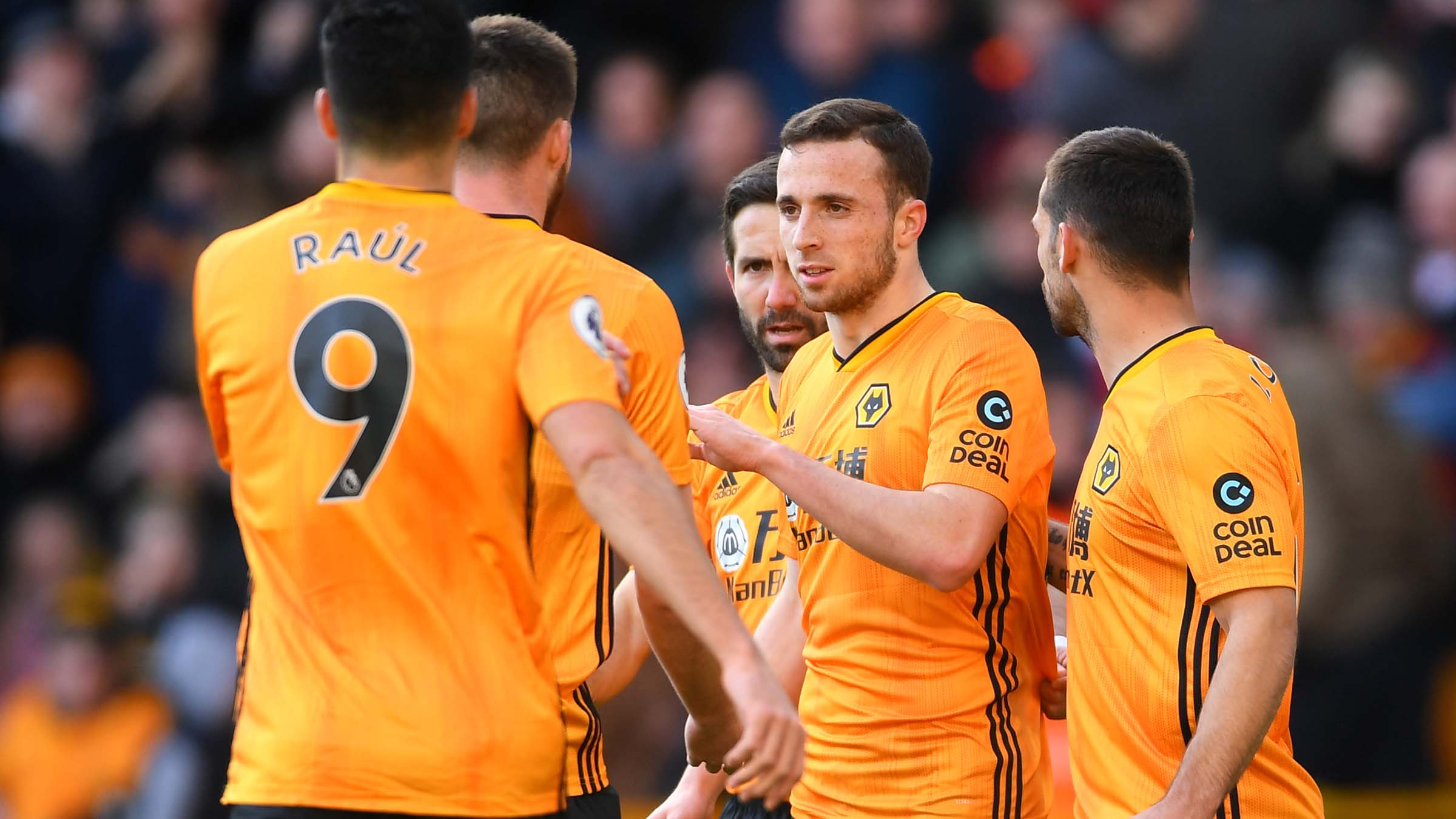 Wolves 3-0 Norwich   Match report