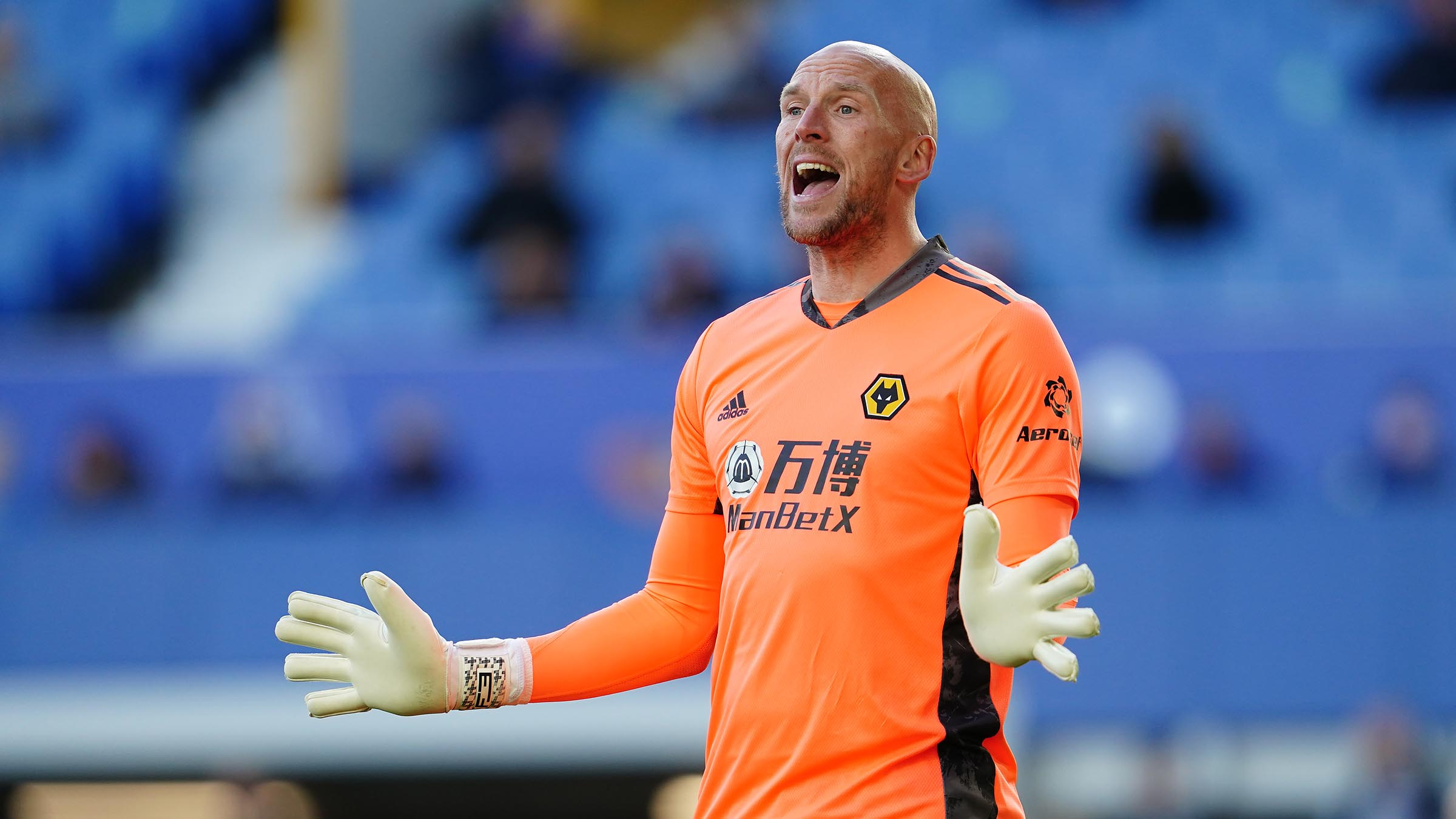 Ruddy agrees new Wolves contract
