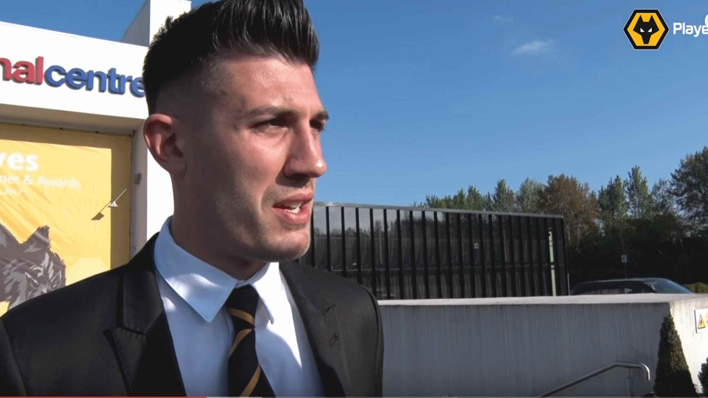 Danny Batth interviewed at Wolves 2017 End of Season Dinner