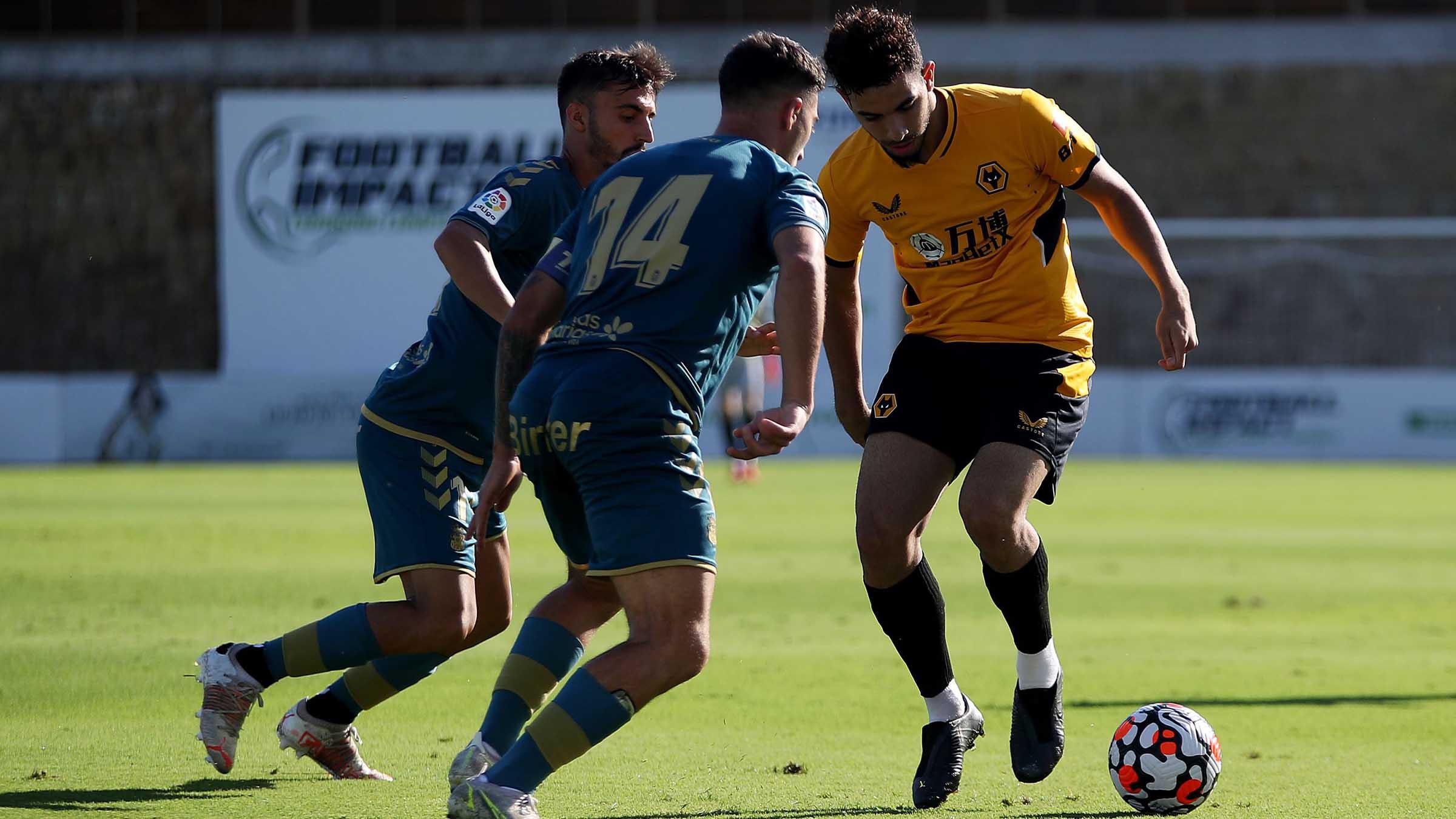 Gallery   Wolves 2-3 Las Palmas