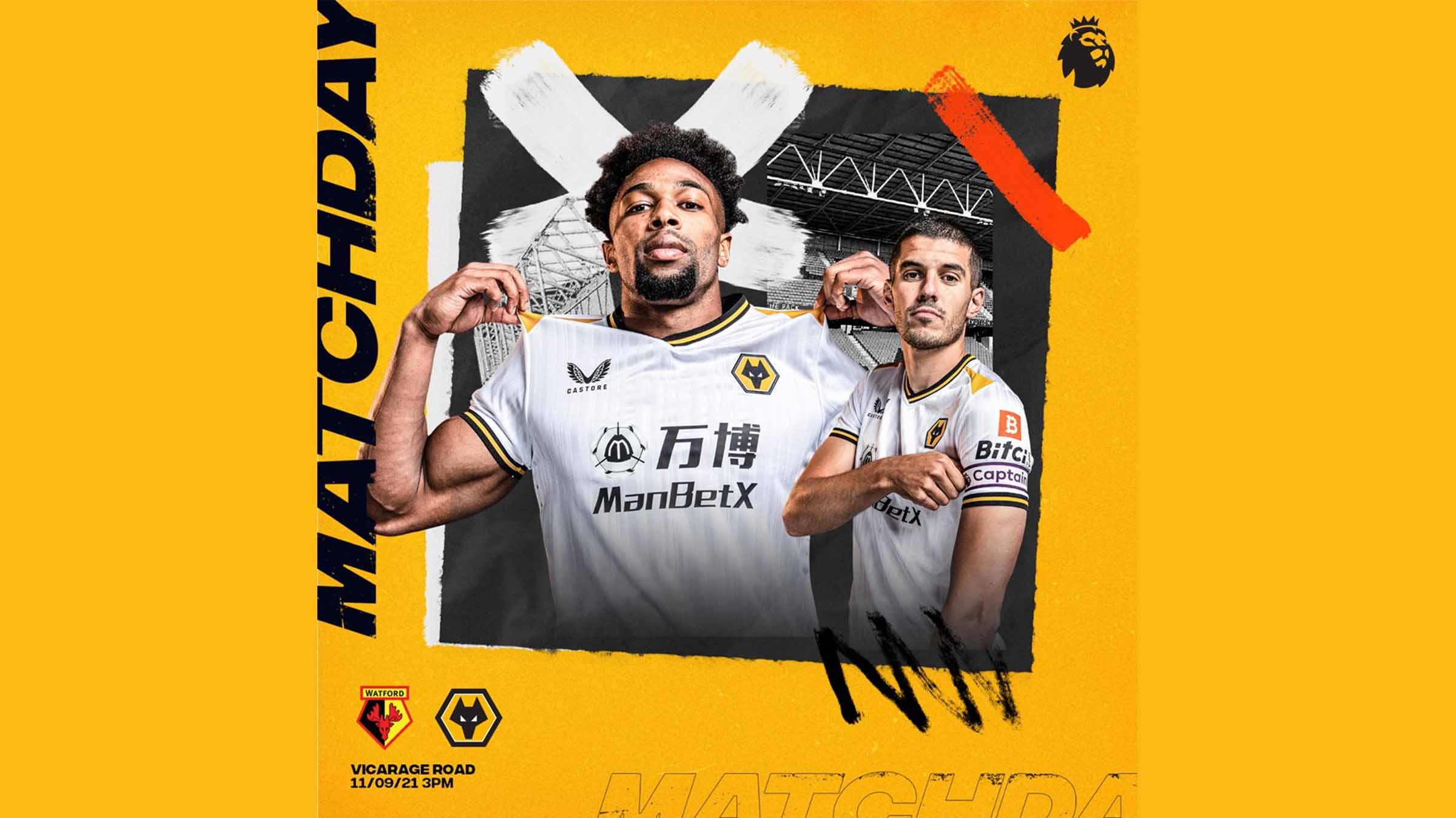 Matchday Blog   Watford 0-2 Wolves