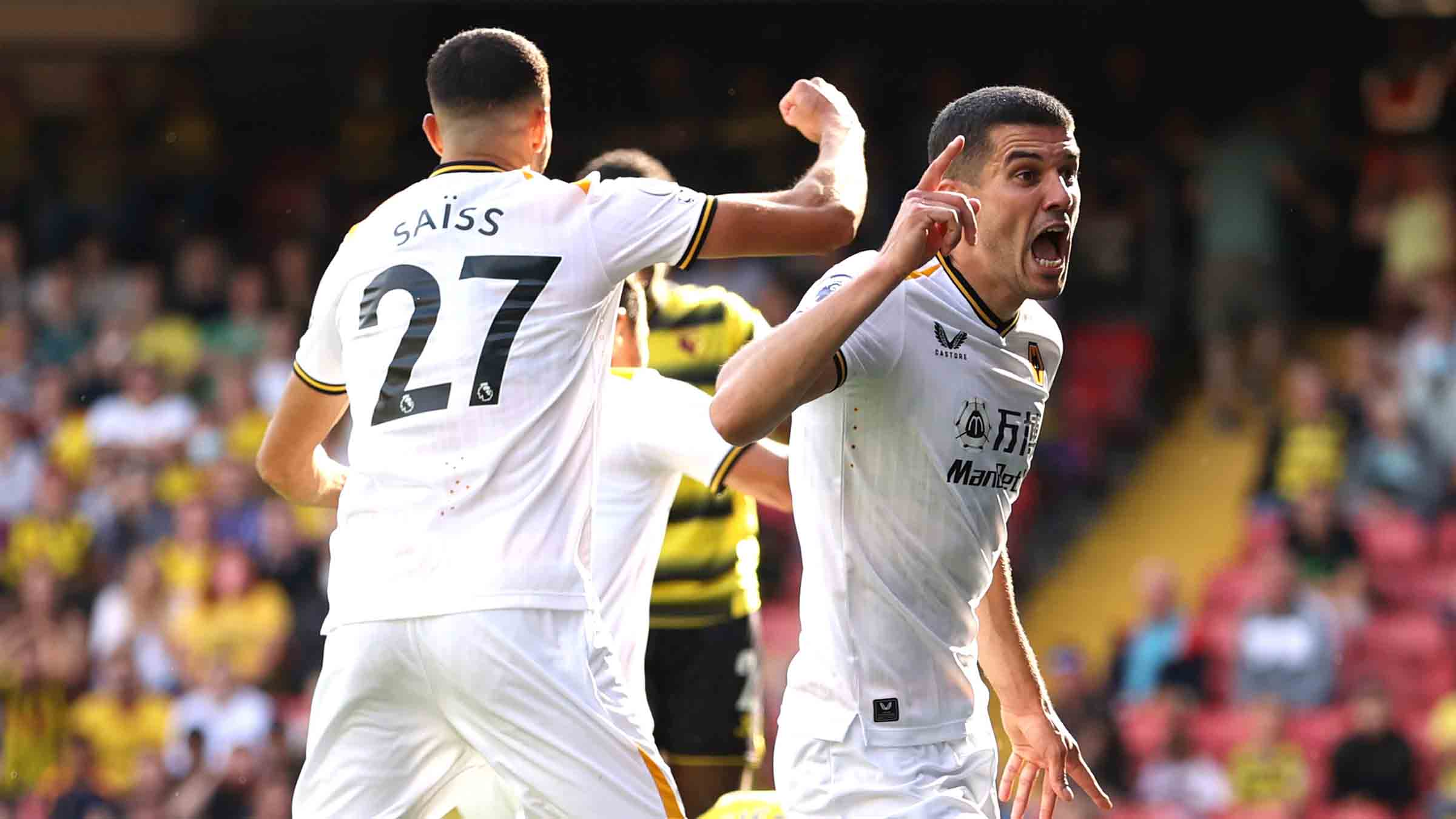 Report   Watford 0-2 Wolves