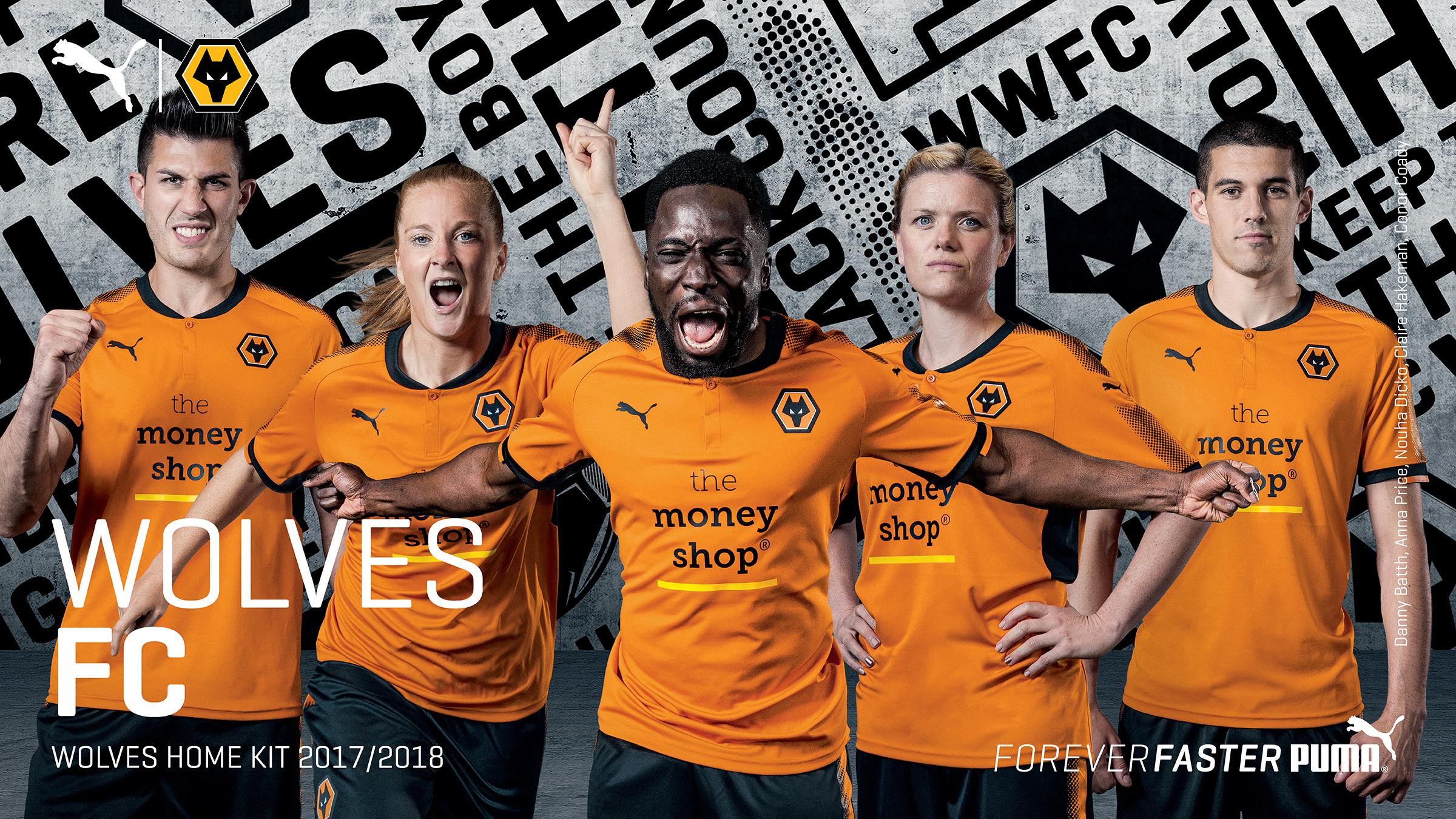 8f8ff9e62 #WolvesKitLAUNCH | Wolverhampton Wanderers FC
