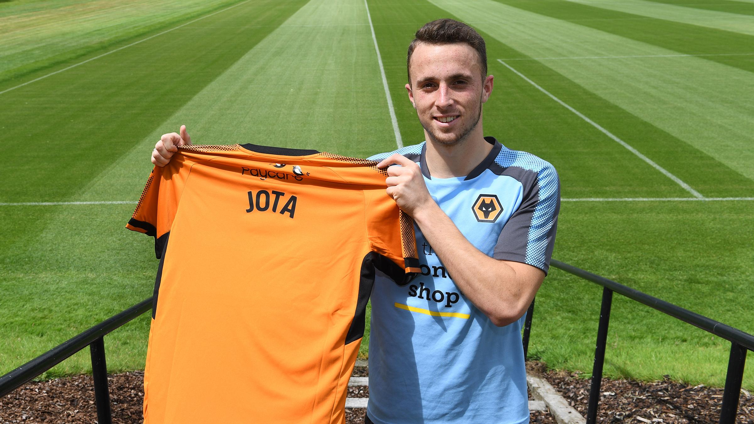Wolves Announce Jota Wolverhampton Wanderers Fc