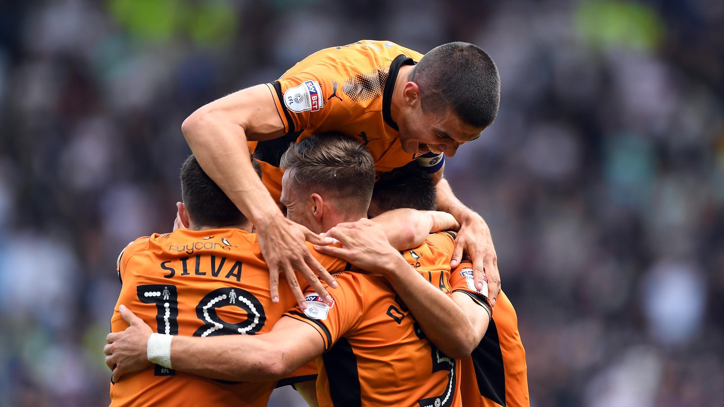 Derby-celebration