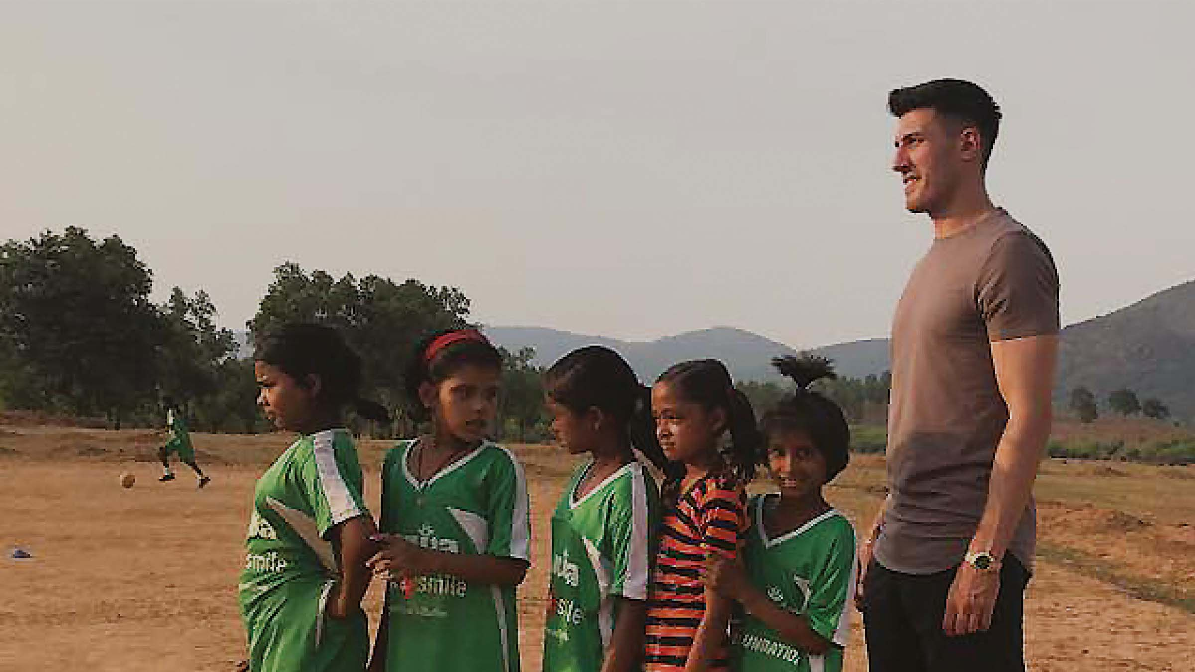 Indian Football Documentary With Danny Batth