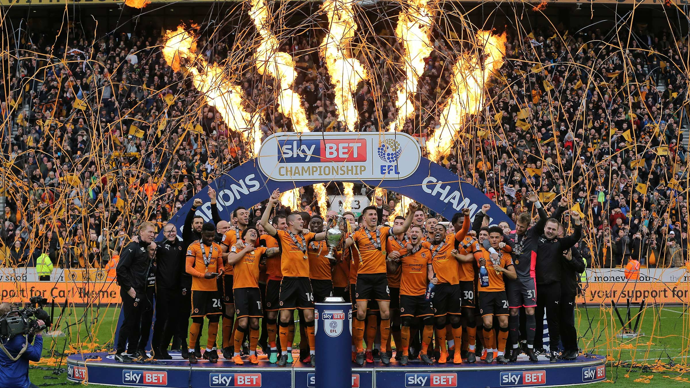 Wolves And West Midlands Police Issue Pyro Warning