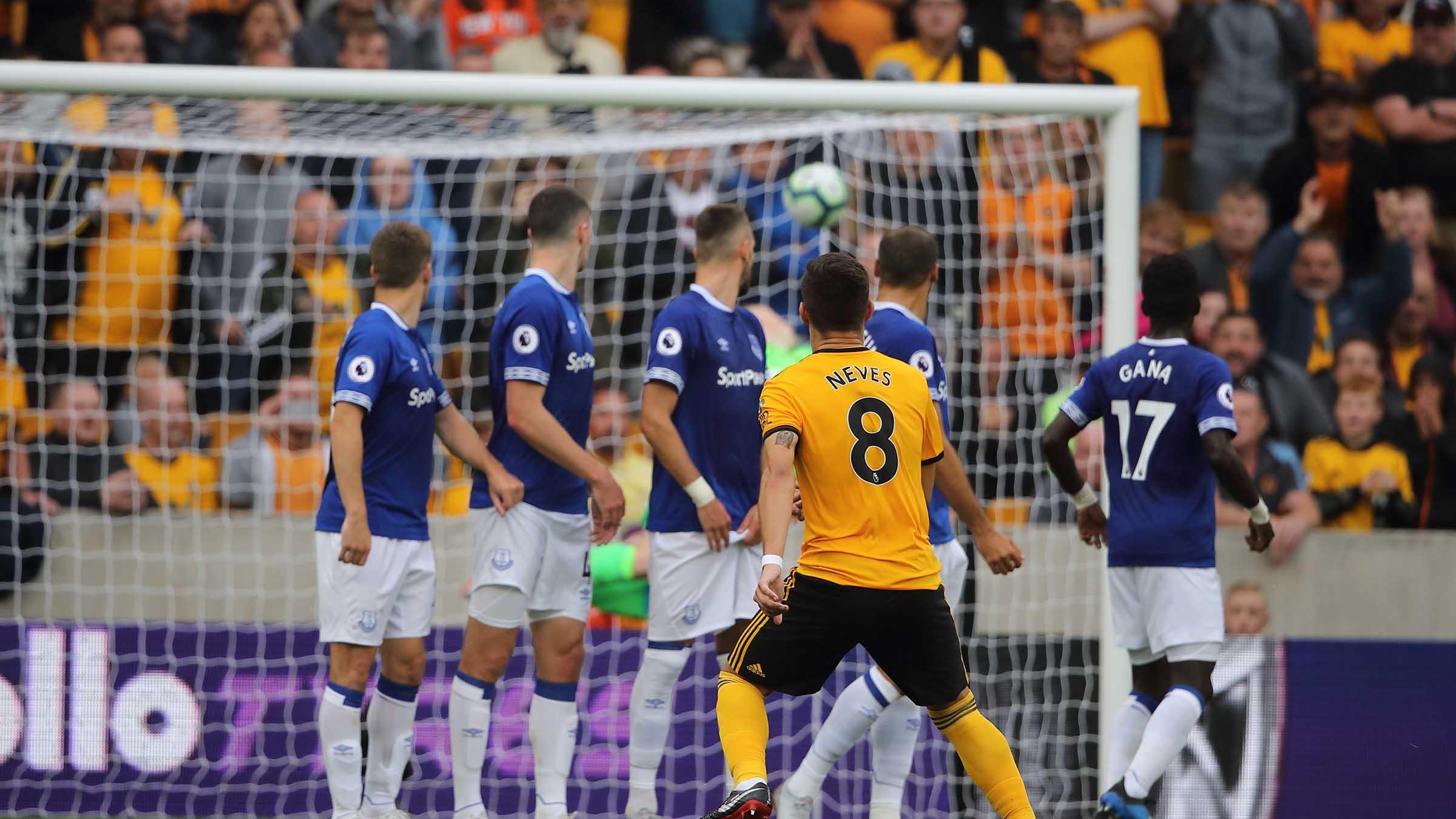 Wolves 2-2 Everton | Match Report | Wolverhampton Wanderers FC