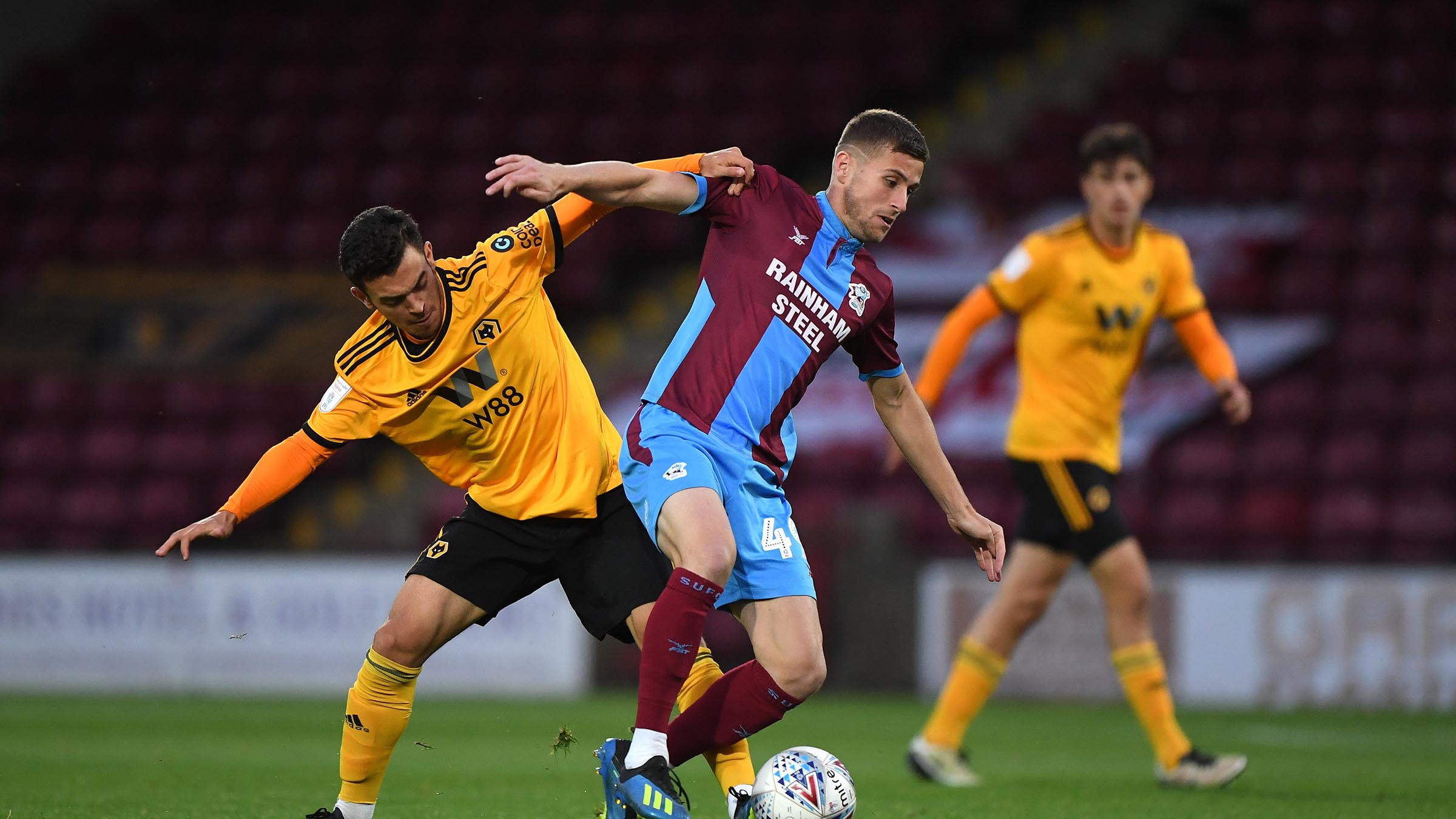 Scunthorpe United 0-0 Wolves | Match Report ...