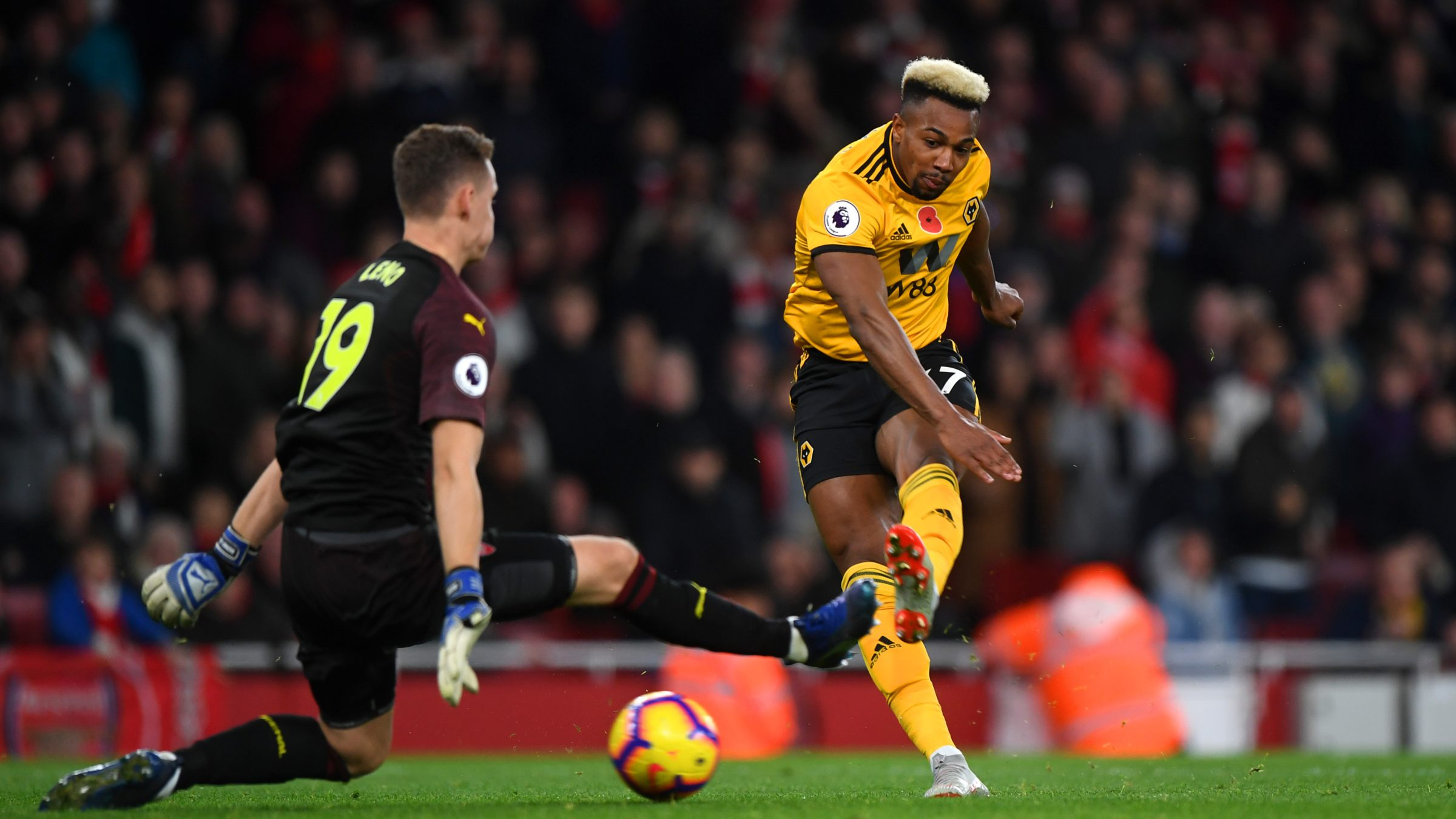 Traore wants more with Wolves
