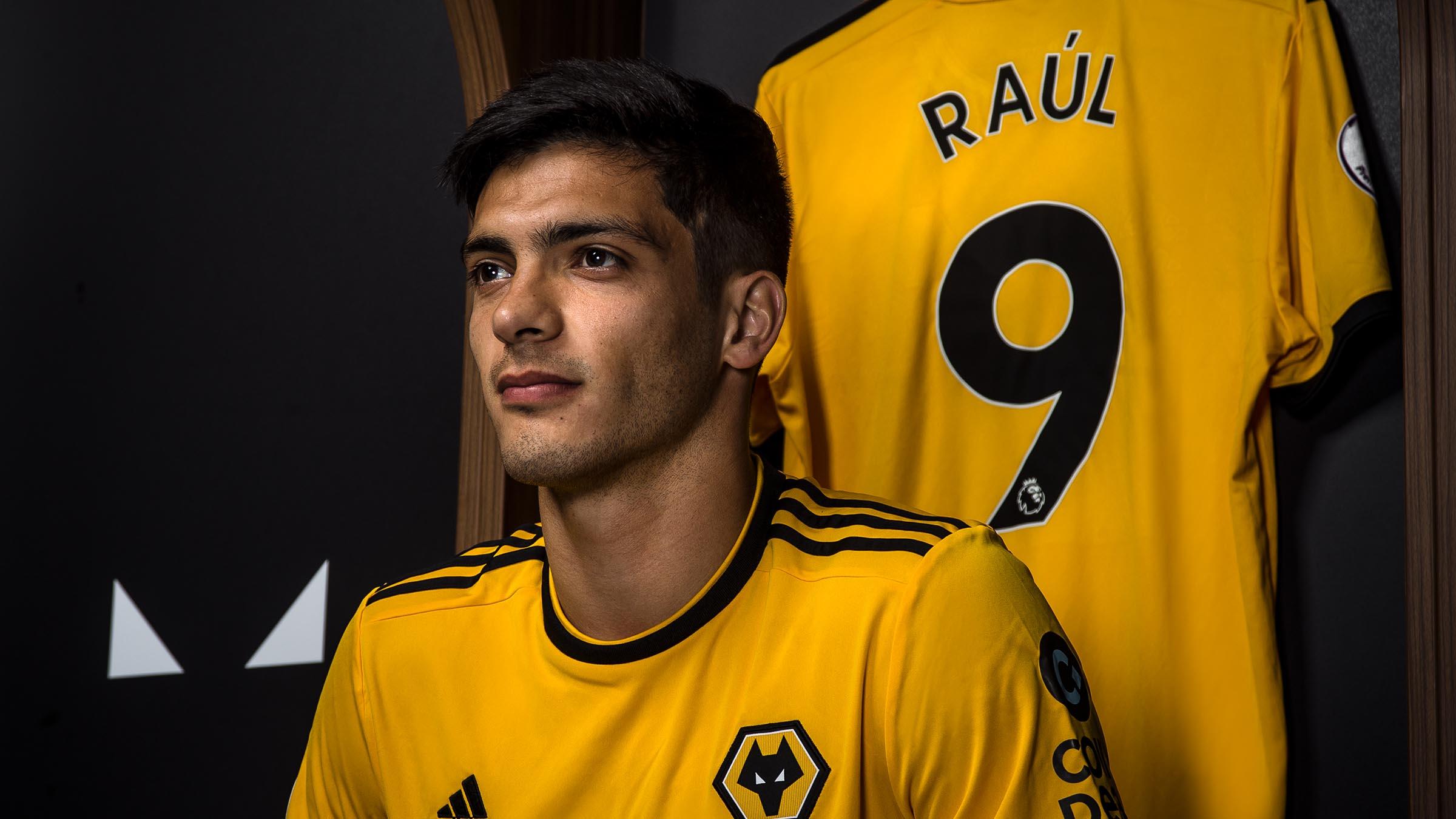 Image result for Raul Jimenez- Wolverhampton Wanderers