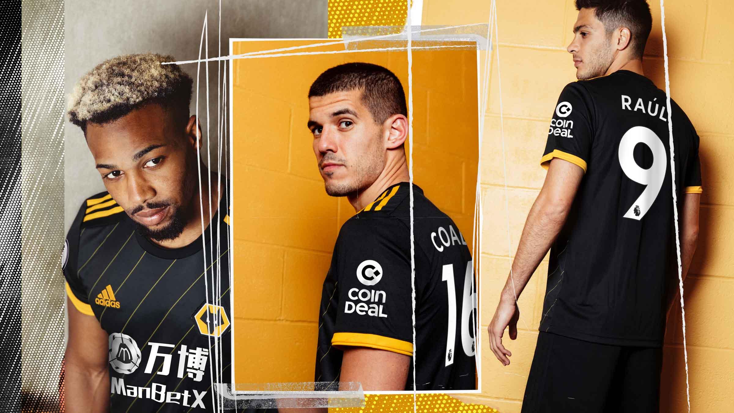 2019/20 away kit now on sale | Wolverhampton Wanderers FC