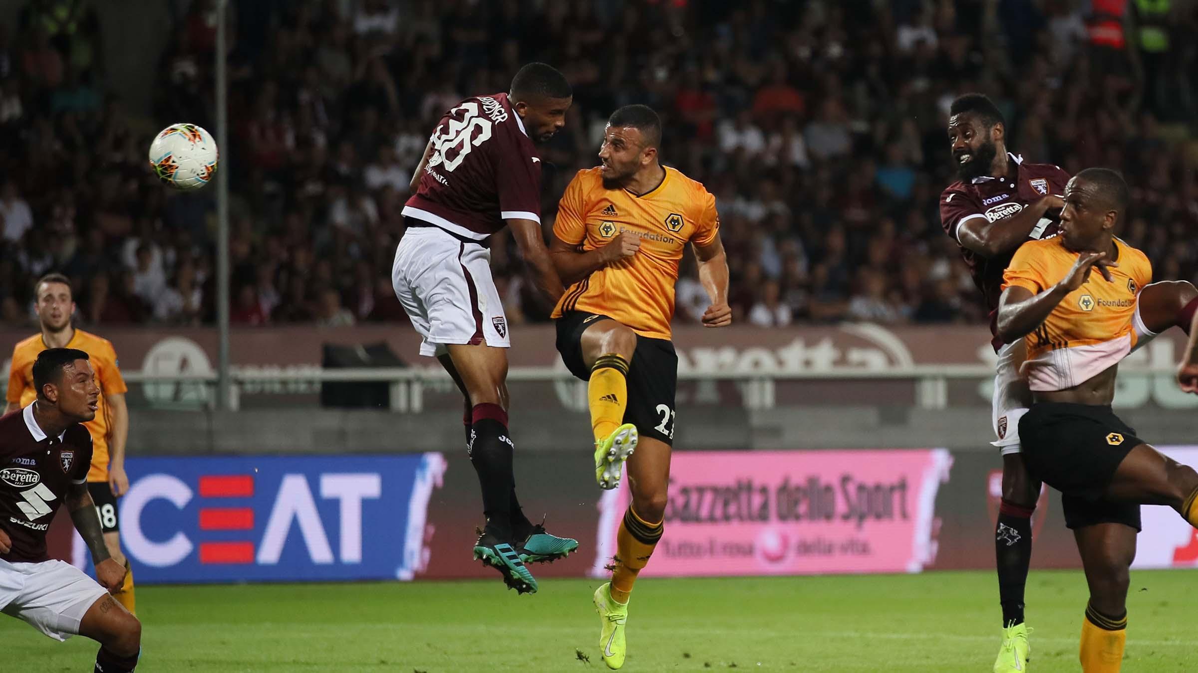 Torino 2-3 Wolves | Match report